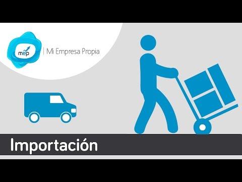 MEP - Importación para emprendedores en el Perú