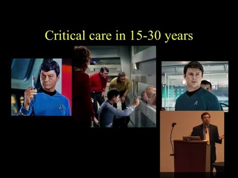 The Future of Critical Care - Craig Coopersmith, MD