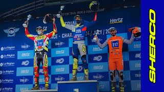 SHERCO RACING FACTORY - TrialGP of CHARADE, France highlights