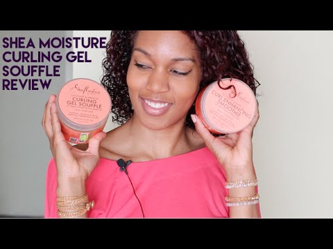 12 Review Shea Moisture Curling Gel Souffle Doovi
