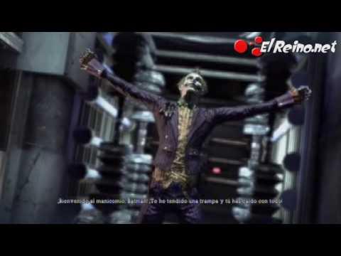 Análisis Batman: Arkham Asylum - PS3/X360