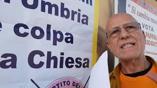 Regionali Umbria, Cirillo: