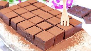 生チョコレート HiroMaru CooK TVさんのレシピ書き起こし