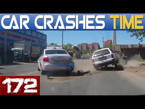 MAD DRIVING & ROAD RAGE - Best Fails Of The Week - Episode #172 HD