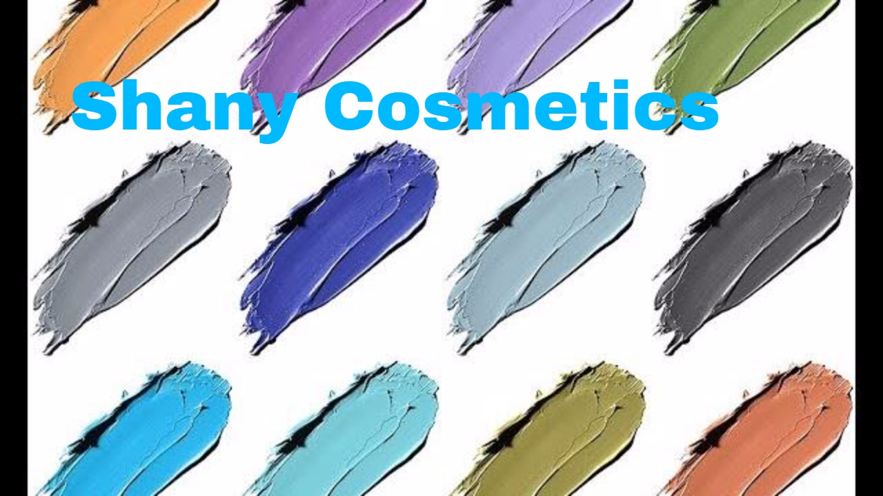 Shany Cosmetics Masquerade Eyeliner Gel Color Smudge Proof Set 12 Pixy Line Shadow Green Count Diy Brand For Girls 2017