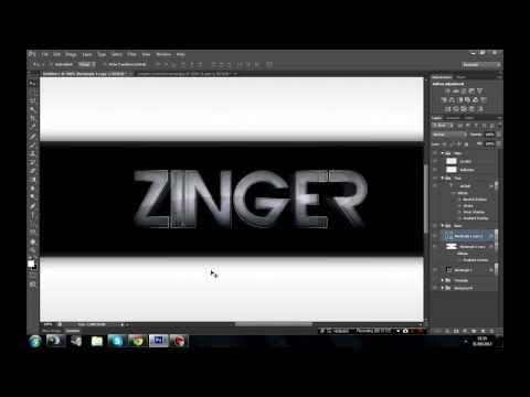 FREE Youtube Channel Banner - Studio Arc - Zinger