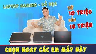 Top Laptop Đồ Hoạ Gaming Giá Rẻ Đáng Mua Năm 2021