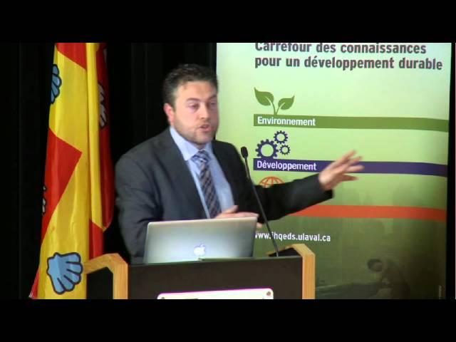 Jean Cadieux - Le BNQ21000 et le manuel des bonnes pratiques en gestion en DD