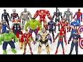 Marvel Avengers Hulk, Thanos, nano weapon Iron-Man Metacolle! Total dispatch!   DuDuPopTOY