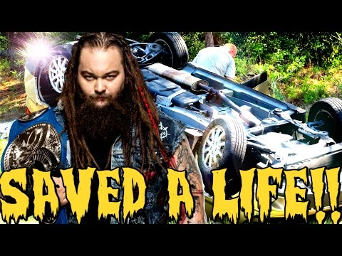 7 WWE WRESTLERS WHO SAVED LIVES Bray Wyatt Saved a Teenage Girl