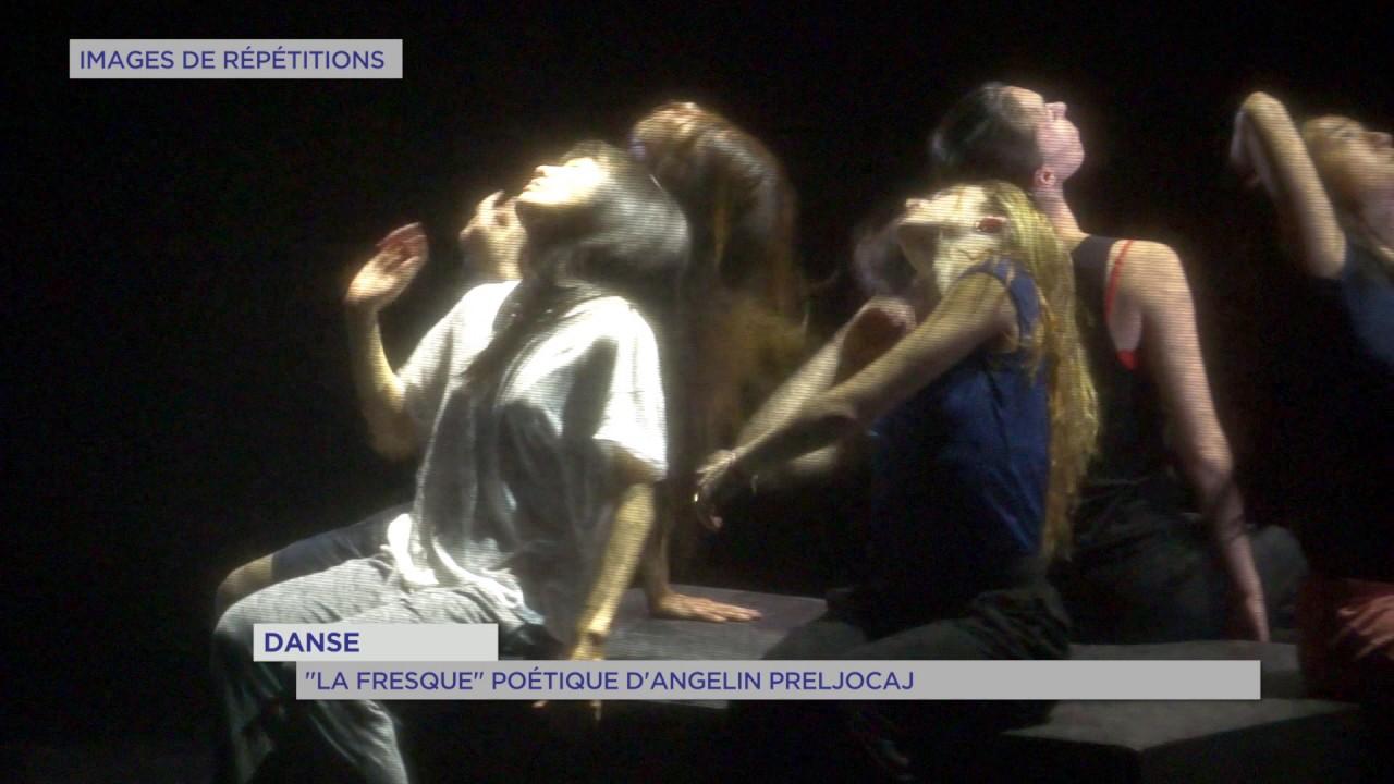 "Danse : ""La fresque"" poétique d'Angelin Preljocaj"