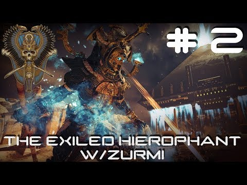 ||TWITCH VOD|| The Exiled Tomb King #2 - w/ Zurmi ||Steel Faith Overhaul Mod||