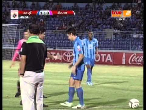 Full Match ชลบุรี เอฟซี 2-1 ชัยนาท เอฟซี 31-08-2013
