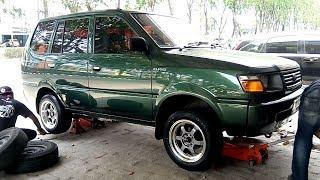 Video Modifikasi Toyota Kijang Kapsul On Volk Rays Te37v Toko Velg Vip Autostyle download MP3, 3GP, MP4, WEBM, AVI, FLV April 2018