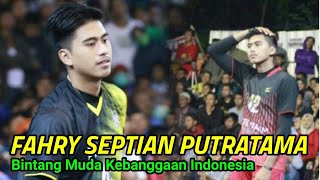 Terbaru ...!! Spike Makjlebb FAHRY SEPTIAN PUTRATAMA ll Spiker Muda Calon Timnas Bola Voli Indonesia