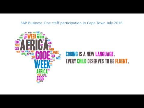 Africa Code Week 2016