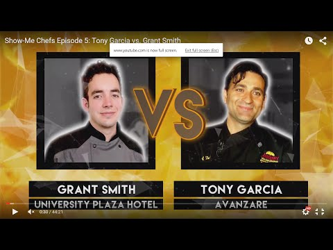 Show-Me Chefs Episode 5: Tony Garcia vs. Grant Smith