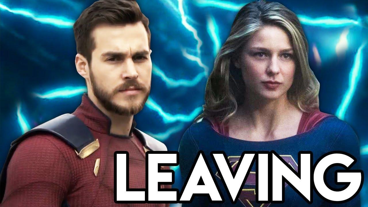 Mon-El LEAVING RANT - Supergirl Season 3 FINALE Ending & Season 4 News