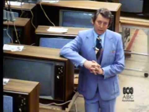 This Day Tonight (TDT) | Colour TVs | 18 November 1975, ABC TV