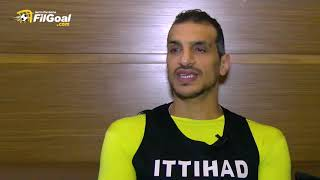 حوار في الجول مع إسماعيل أحمد، في لبنان تم بيع قميصي في مزاد بـ 11ألف