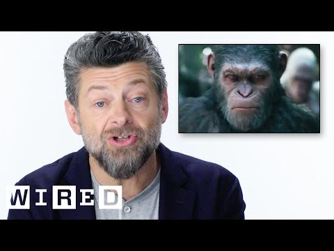 Andy Serkis Breaks Down His Motion Capture Performances  WIRED