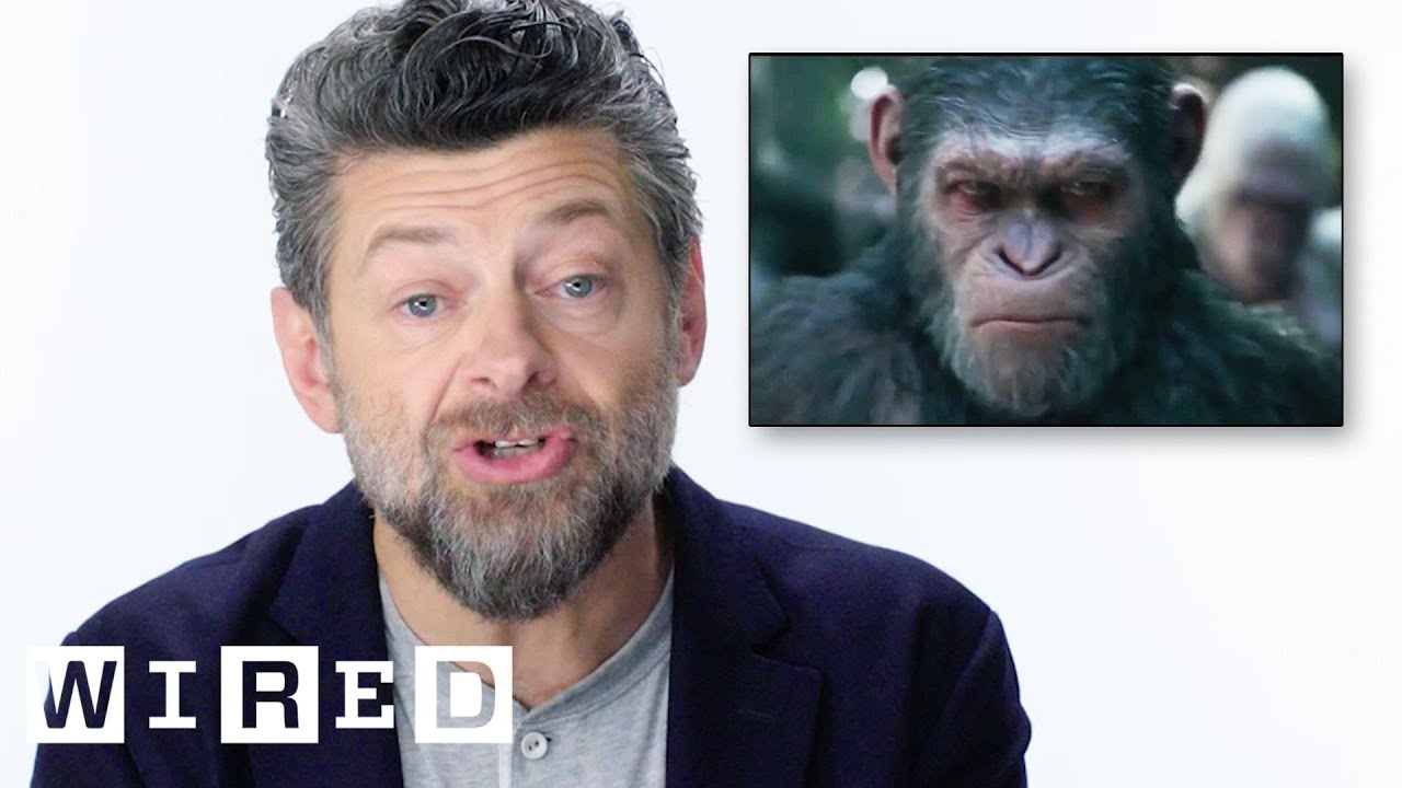 Download Andy Serkis Breaks Down His Motion Capture Performances | WIRED