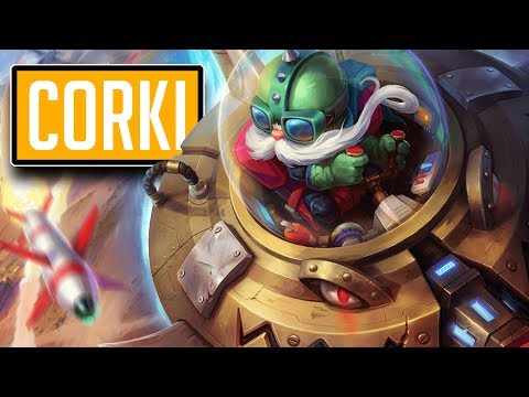 League of Legends #582: Corki Mid (CZ) thumbnail