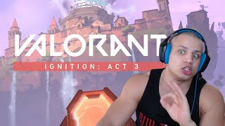 TYLER1: PLAYING VALORANT WITH T1 DAZED & SKADOODLE