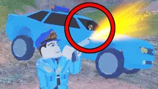 THE GHOST IS BACK...? (Roblox Jailbreak)