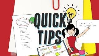 YM Quick Tips: 4 Metode Belajar Persiapan SBMPTN