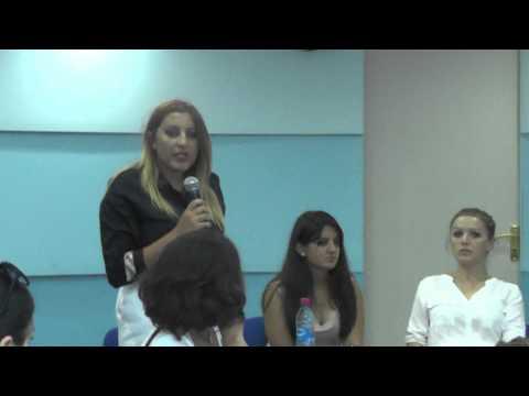 GPY Armenia Mariam Zadoyan representative of Armenian Young Lawyers Association NGO