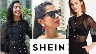 SHEIN HAUL (Honest Review + Try On) | Styling Inspirations