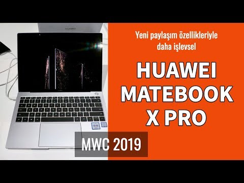 Huawei MateBook X Pro (2019) Ön İnceleme