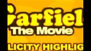 SCHMALTZY Piano Cat's  Garfield Commercial