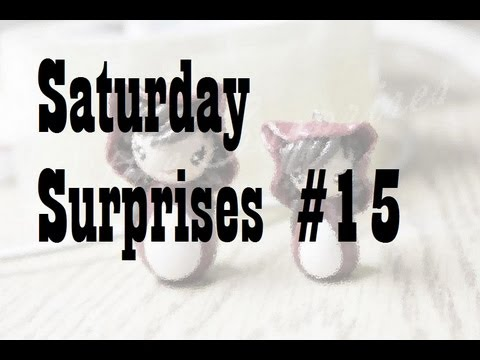 Saturday Surprises #15: CrafterzDelight, It's Cute & TraciTwaci