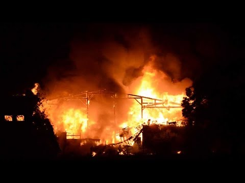 Haldiram की Factory में लगी आग ll Haldiram company get fire in Delhi