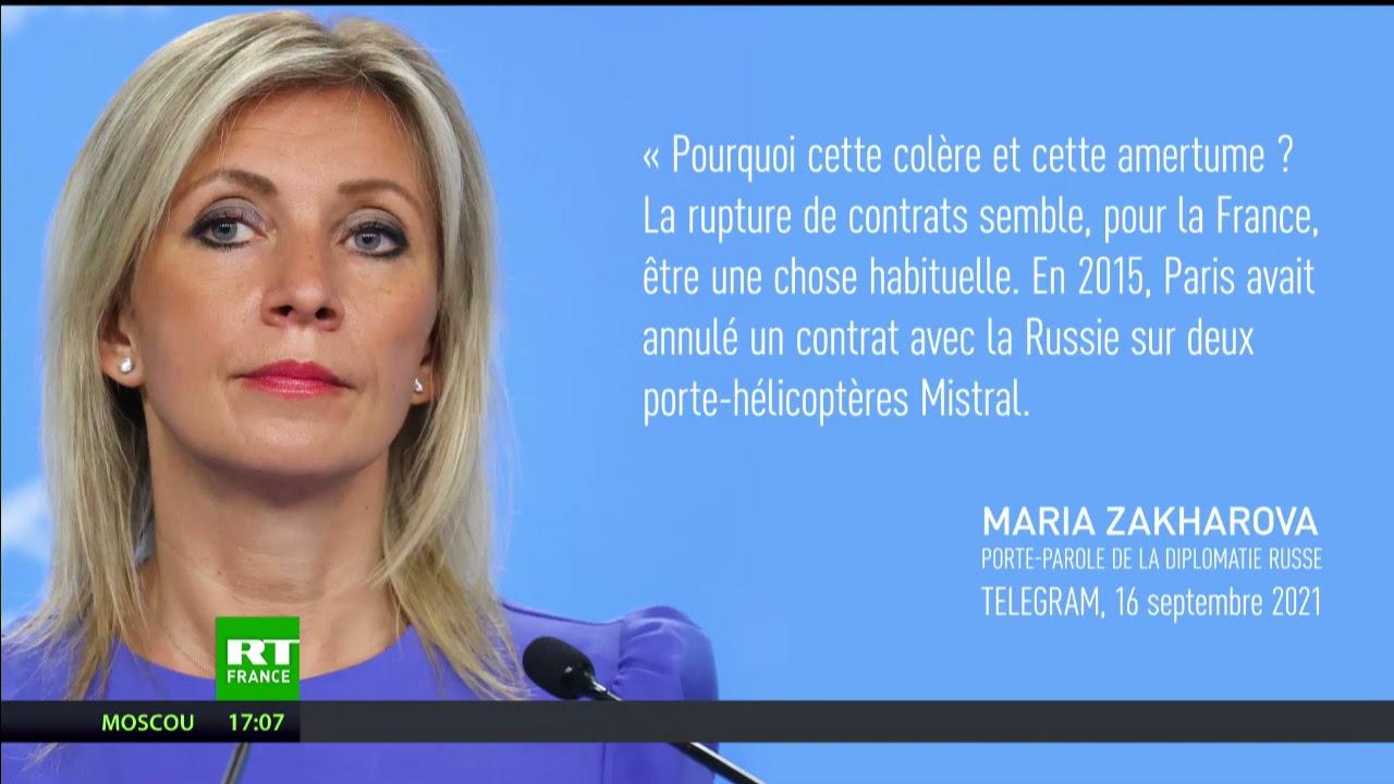 Download Rupture du «contrat du siècle» : Moscou rappelle à Paris l'épisode des Mistral en 2015