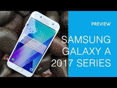 Spesifikasi & Harga 3 Varian Baru Samsung Galaxy A 2017 Tahan Air