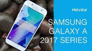 Spesifikasi Harga 3 Varian Baru Samsung Galaxy A 2017 Tahan Air