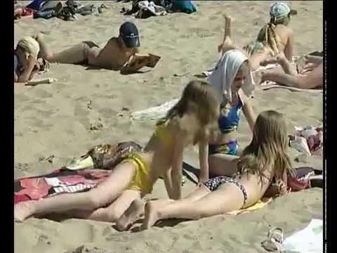 Видео любительский секс на пляже хотел