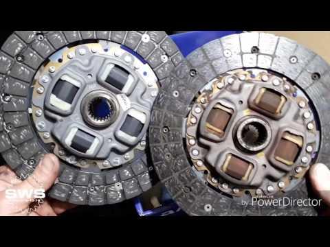 Замена сцепления Toyota Corolla, Auris сравнение к ктов AISIN и Toyota
