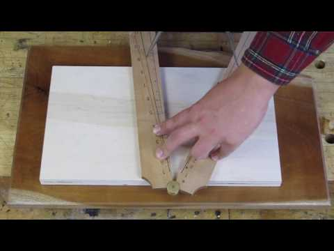 Cabinetmaker's Sector Tour and Tutorial