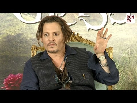 Johnny Depp Gives Kick-Ass Life Advice