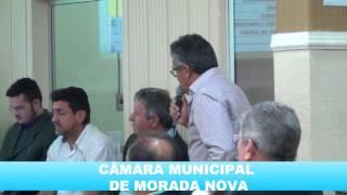 Audiência sobre nucleação esquentou o debate na câmara de Morada Nova dia 21