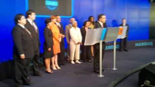 USHAA Bravo Top 25 Nasdaq NYC Hispanic & Corporate on TV 2010-0813 Thumbnail