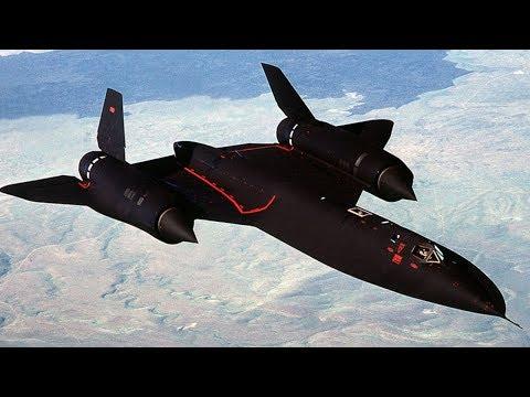 ATLAS OKYANUSUNU 2 SAATTE GEÇEN UÇAK: SR-71 BLACKBIRD!