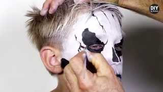 DIY by Panduro: Halloween make-up, Skull