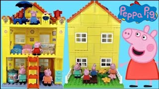 Peppa Pig Family House DUPLO Lego Construction Set with George thumbnail