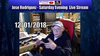 Jose Rodriguez Live Stream 12-08-2018