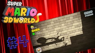 Super Mario 3D World: Part 4~ Shadowy Assassination via Plants